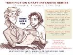 teen fiction craft series sandwich (1) (1)