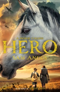 A Horse Called Hero by Sam Angus jacket image