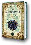 Teen Reads  April 'The Alchemyst'